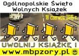 Bookcrossing w Żorach: Uwolnij, przekaż dalej, weź swoją publikację...