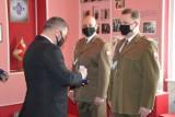 Lębork. Żołnierze z Lęborka i Siemirowic docenieni przez ministra zdrowia za krew