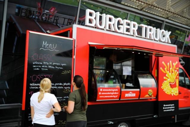 W weekend w Arena Garden zaparkuje ponad dwadzieścia food trucków