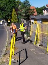 Wałbrzych: Przy szkole nr 2 przebudowują przejście dla pieszych. Ten dobry pomysł zmienia nasz świat