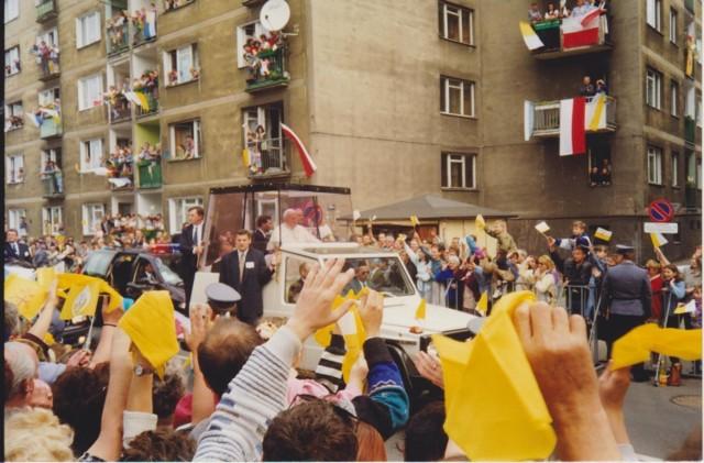 15 lat temu zmarł Jana Paweł II. W 1997 roku odwiedził nasz region