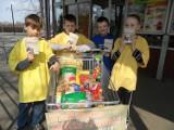 Świętochłowiczanie pomogli podczas VII edycji Wielkanocnej Zbiórki Żywności