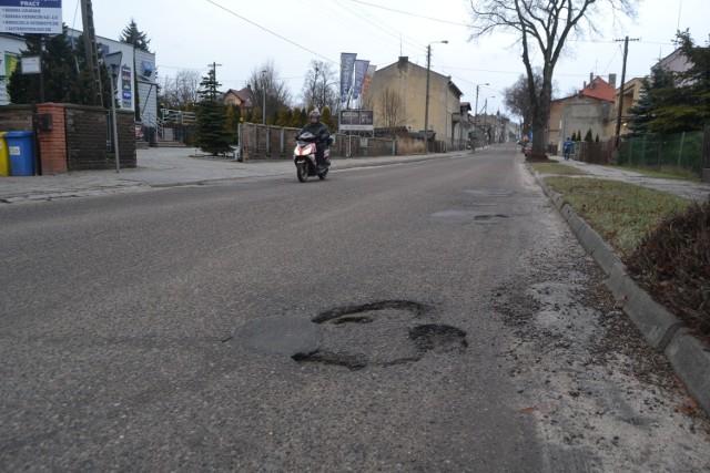 Remont ma objąć m.in. ulicę Dworcową