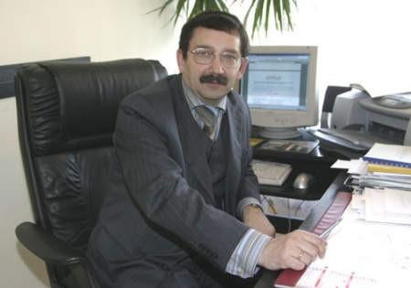 Roman Goczoł, naczelnik Wydziału Edukacji Urzędu Miejskiego w Będzinie Fot. Olgierd Górny