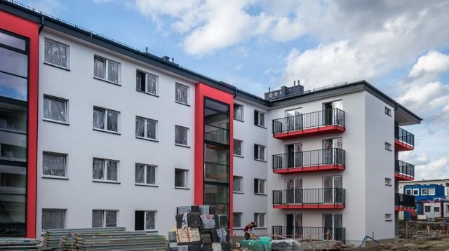 Mieszkanie Plus na Klinach