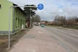 Budowa ciągu pieszo-rowerowego przy ul. Kossaka na finiszu