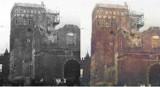 Gdańsk strawiony przez wojnę teraz na zdjęciach w kolorze. Czarno-białe fotografie miasta nabrały barw!