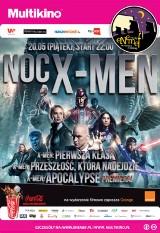 ENEMEF: Noc X-Men - odpowiedz na pytanie i wygraj podwójne zaproszenie na kinową noc wrażeń!