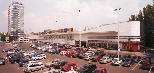 Centrum Handlowe Klif - obecnie Dom Mody Klif, miejsce strzelaniny z 2002 roku