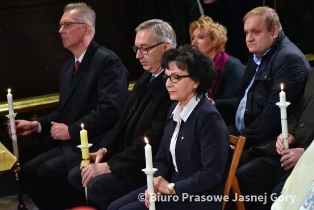 Pielgrzymka parlamentarzystów na Jasną Górę 2020