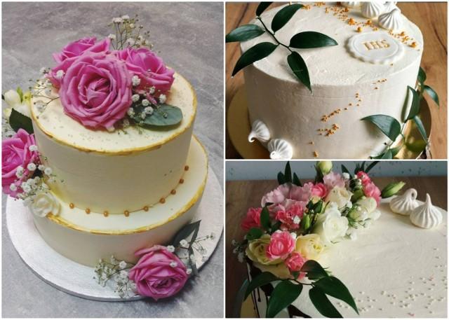 Przejdź do galerii i zobacz piękne torty komunijne oraz inne wypieki, które tworzą pasjonaci cukiernictwa z Kraśnika