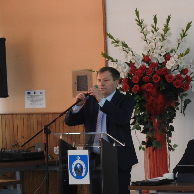 Jerzy Bajena, prezesem oddziału ZNP w Bielsku Podlaskim był od prawie 25 lat. Jeszcze dłużej był nauczycielem. Obecnie jest radnym gminy Bielsk  pODLASKI