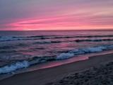 Majowy wschód słońca nad Bałtykiem. Tak we Władysławowie wstaje dzień | ZDJĘCIA, WIDEO