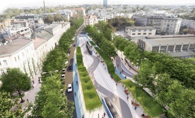W przyszłym roku miasto zamierza wprowadzić rewolucyjne zmiany przy Hali Targowej. Ma tam powstać zielony plac Grzegórzecki. Okoliczni mieszkańcy protestują jednak przeciwko znacznemu ograniczeniu miejsc parkingowych.