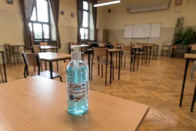 W VI Liceum Ogólnokształcącym w Krakowie wszystko gotowe do rozpoczęcia matur