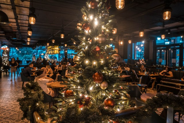 Christmas Party na Powiślu