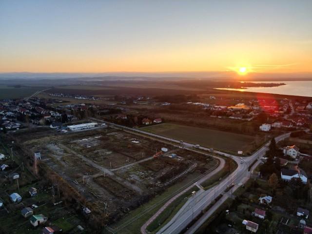 Ruszył pierwszy etap inwestycji mieszkaniowej przy ul. Mickiewicza i Orzeszkowej w Nysie.