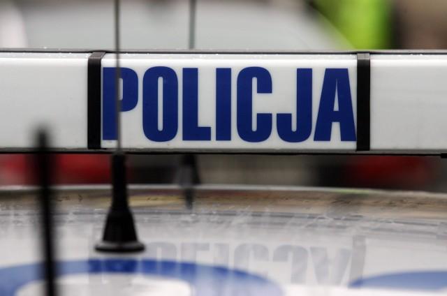 3 mężczyzn napadło na starszą kobietę w Białej Podlaskiej.
