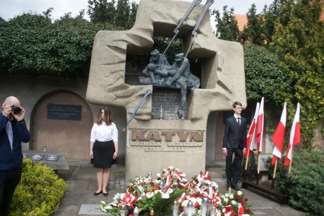 Kaliszanie uczcili 78. rocznicę Zbrodni Katyńskiej