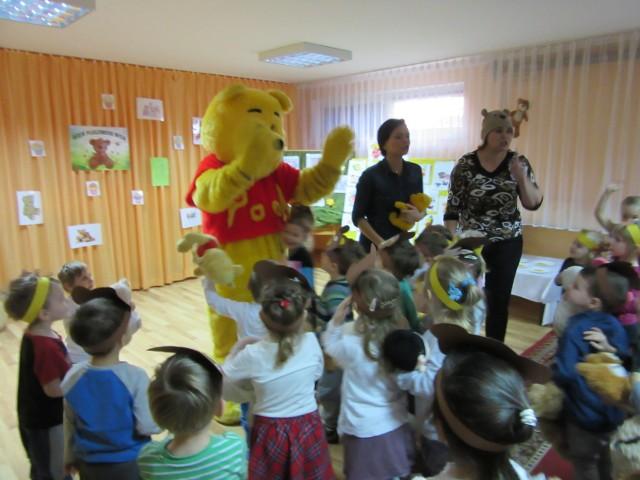 światowy Dzień Pluszowego Misia W Przedszkolu Nr 9 Lębork