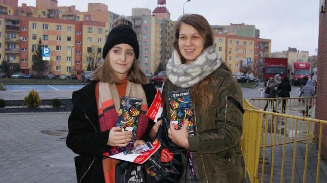 Wolontariusze WOŚP wyszli na ulice Kalisza