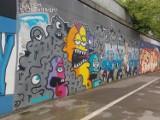 """Graffiti na Hetmańskiej. Zobacz, co ostatnio """"zmalowali"""" uliczni artyści [ZDJĘCIA]"""