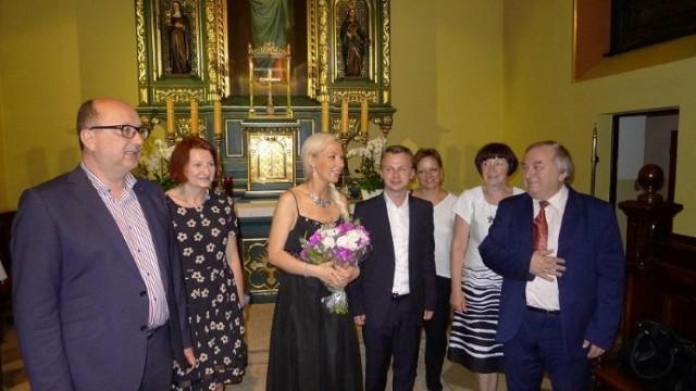 Noc Cracovia Sacra Dominika Zamara i Andrea Ceccomori na ŚDM 2016
