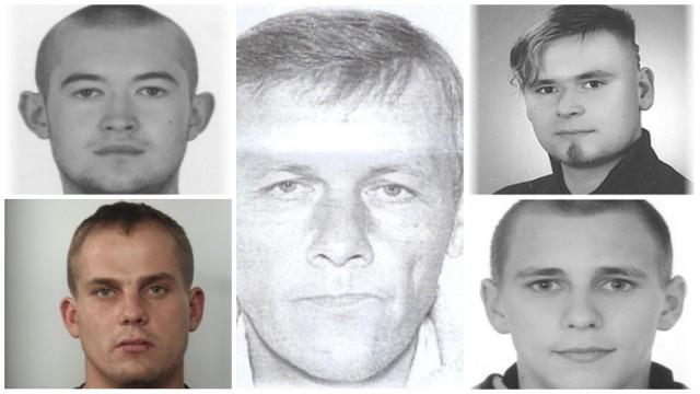 Te osoby są poszukiwane przez policję w Chełmnie