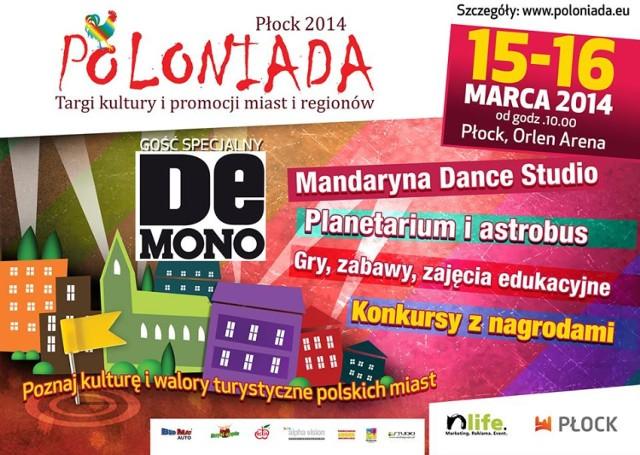 Poloniada 2014 - poznaj najpiękniejsze regiony Polski