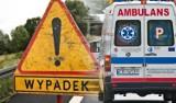Wypadek na drodze krajowej nr 10 pod Bydgoszczą. Jedna osoba w szpitalu