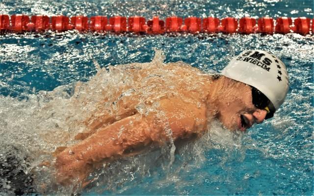 Pływanie. Otwarte Mistrzostwa Małopolski w Oświęcimiu. Zobaczcie fotoreportaż.