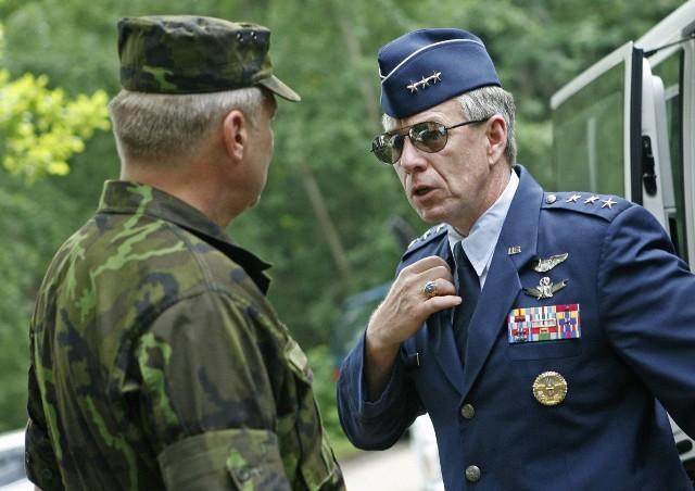Czy po Czechach, Litwa przywita amerykańskich generałów?