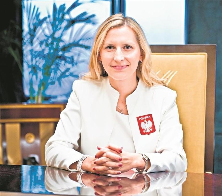 Katarzyna Selwant jest jedyną kobietą psycholog, która się znalazła w oficjalnym składzie polskiej reprezentacji na igrzyska olimpijskie w Londynie