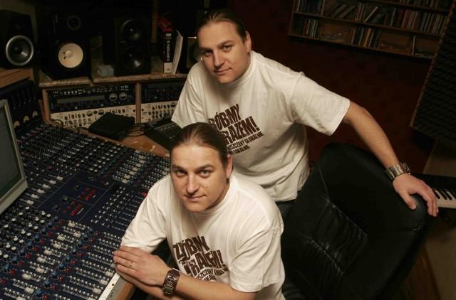 Paweł i Łukasz Golcowie nagrali nową płytę
