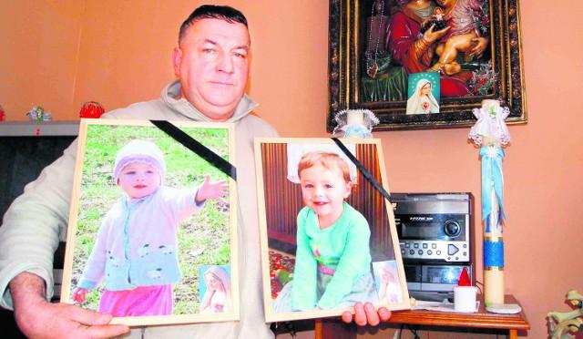 Tadeusz Gąbarczyk chce dokładnego wyjaśnienia przyczyn śmierci swojej 2-letniej córeczki Moniki