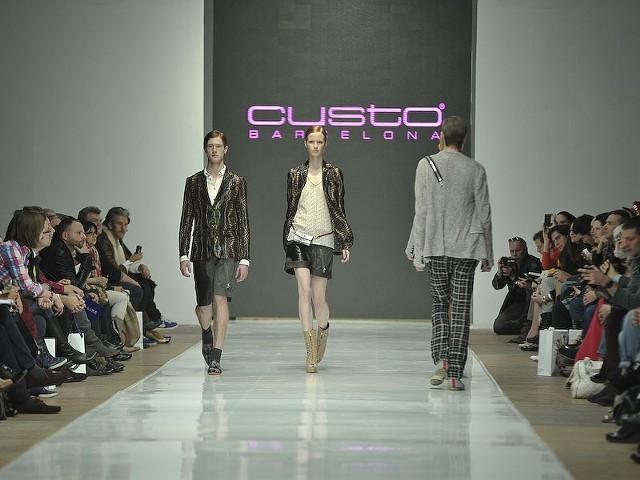 W czwartek pokazem specjalnym hiszpańska marka Custo Barcelona otworzyła jesienną edycję Fashion Week Poland 2011.