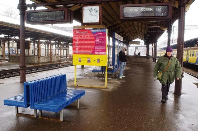 Gdańsk Główny remontu doczeka się przed rokiem 2012