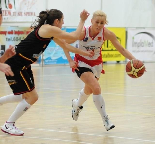 Koszykarki Widzewa grają w sobotę z Odrą Brzeg