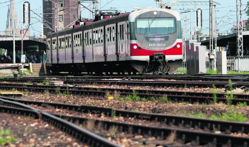 Na razie pasażerów wożą pociągi Przewozów Regionalnych. Ale w 2012 r. to się może zmienić