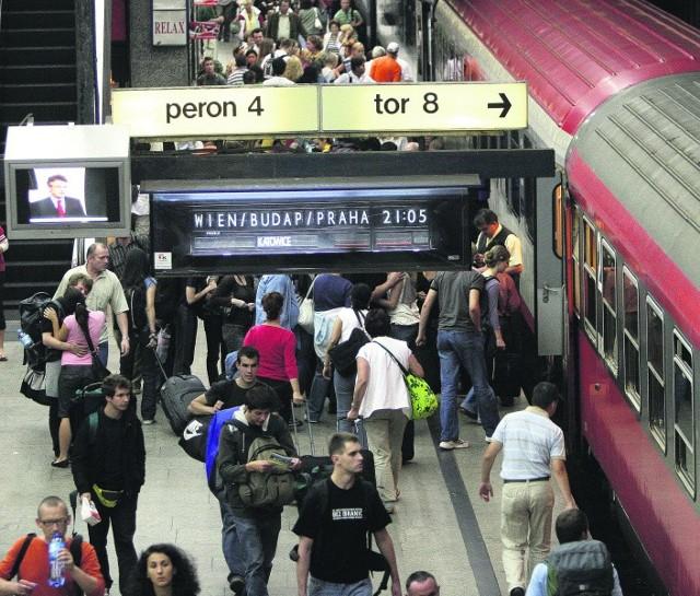 podłączenie pociągu czy są jakieś działające strony, które faktycznie działają?