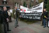 Manifestacja: Litwini! Ręce precz od polskich dzieci! [ZDJĘCIA]