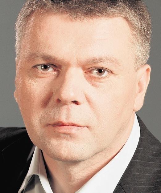 """Adam Pawłowski, redaktor naczelny """"Głosu Wielkopolskiego"""""""
