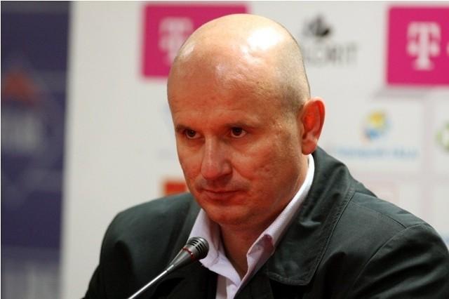 ŁKS Wieszczyckiego przegrał z Ruchem aż 0:4