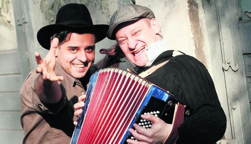 Konrad Imiela i Mariusz Kiljan