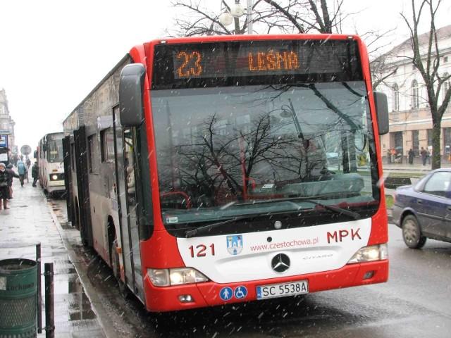 Od 1 kwietnia autobus linii nr 23 nie będzie jeździł do Blachowni