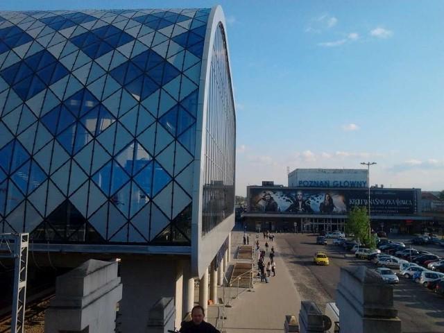 Jedną z kluczowych inwestycji na Euro 2012 jest nowy dworzec kolejowy w Poznaniu