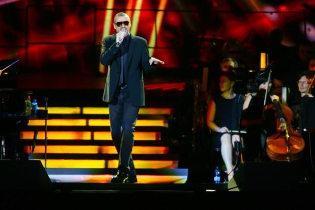 George Michael na wrocławskim stadionie