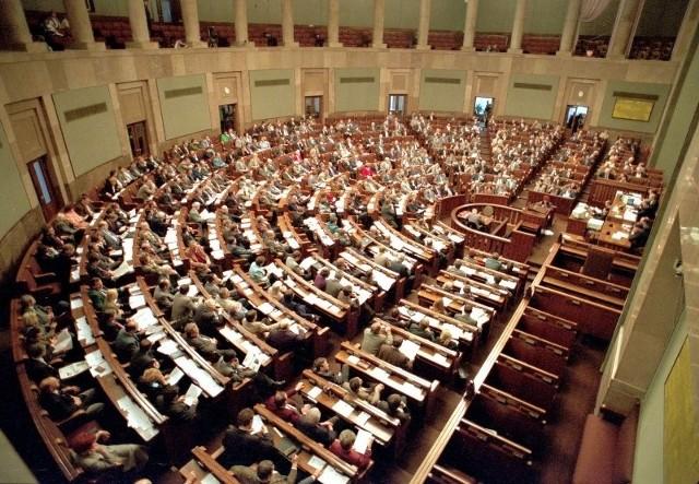 Jak będzie wyglądał Sejm następnej kadencji.