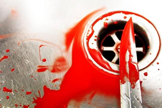 Danuta umarła od rany po ciosie nożem.