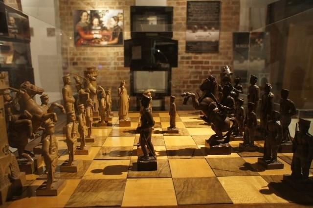 Magia gry - wystawa w poznańskim Muzeum Archeologicznym.